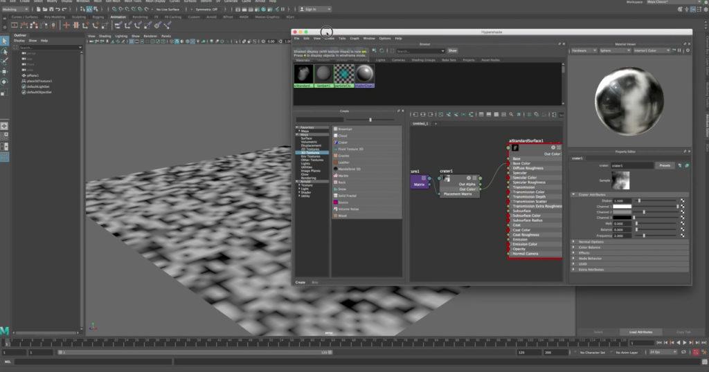 4-adjust-crater-3d-texture-maya