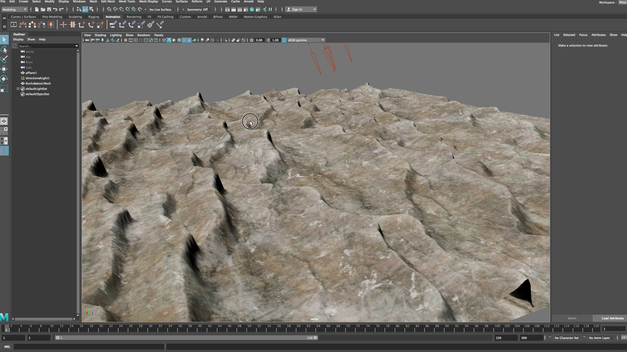 how-to-convert-displacement-map-to-polygons-in-maya-and-arnold-fast