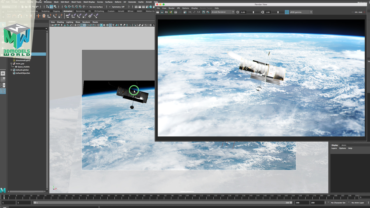 maya-tutorial-create-realistic-space-animation-quickly-1