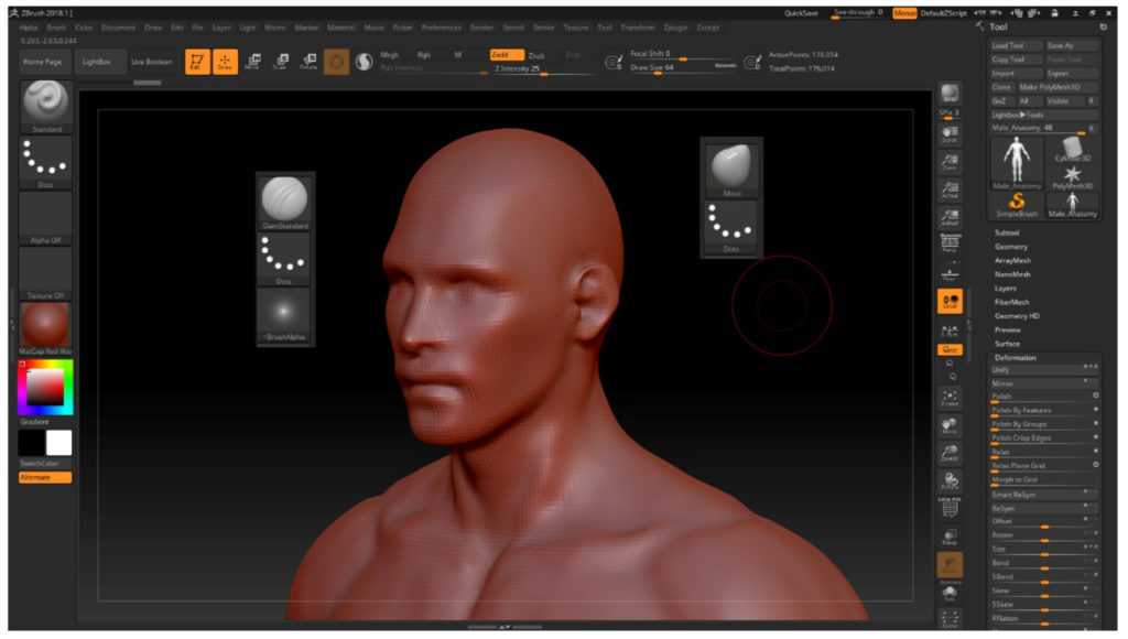 ZBrush-fantasy-character-design-sculpting-tutorial-24