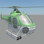 chopper-3d-model-3