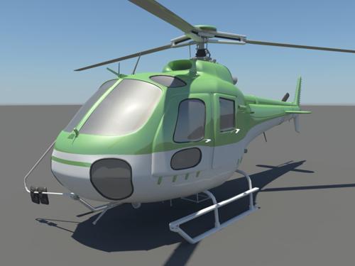 chopper-3d-model-8