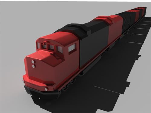 cn-train-3d-model-2