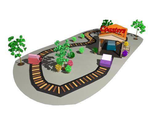 coasters-isometric-3d-model-1