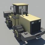 front-loader-swl50e-3d-model-2