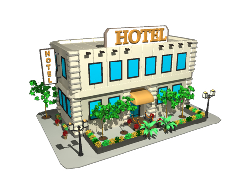hotel-isometric-3d-model-1