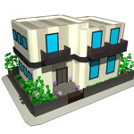 Small Shop 3D Model - 3D Models World