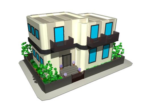 house-isometric-3d-model-1