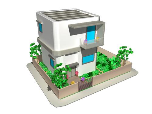 house-modern-isometric-3d-model-1