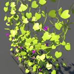 Ivy-plant-3d-model-3