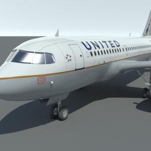 airbus-a319-3d-model-united-3