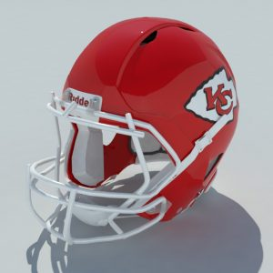 football-helmet-3d-model-chiefs-1