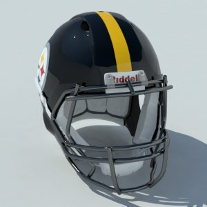 football-helmet-3d-model-steelers-2