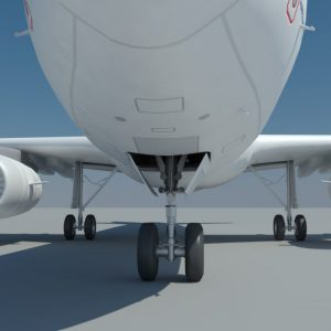 airbus-a320-3d-model-airfrance-7