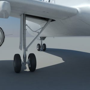 airbus-a320-3d-model-airfrance-8