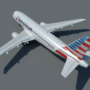 airbus-a320-3d-model-american-airlines-2