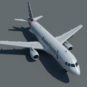 airbus-a320-3d-model-american-airlines-4