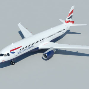 airbus-a320-3d-model-british-airways-1