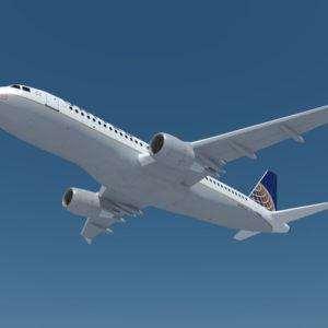 airbus-a320-3d-model-united-b