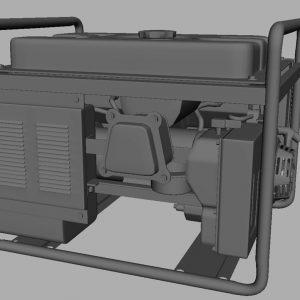 hammer-gnr5000a-electric-generator-3d-model-6