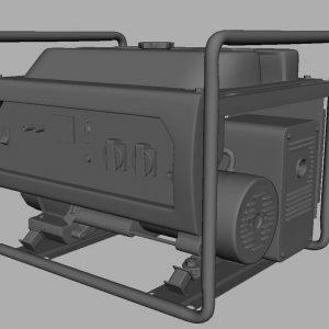 hammer-gnr5000a-electric-generator-3d-model-8