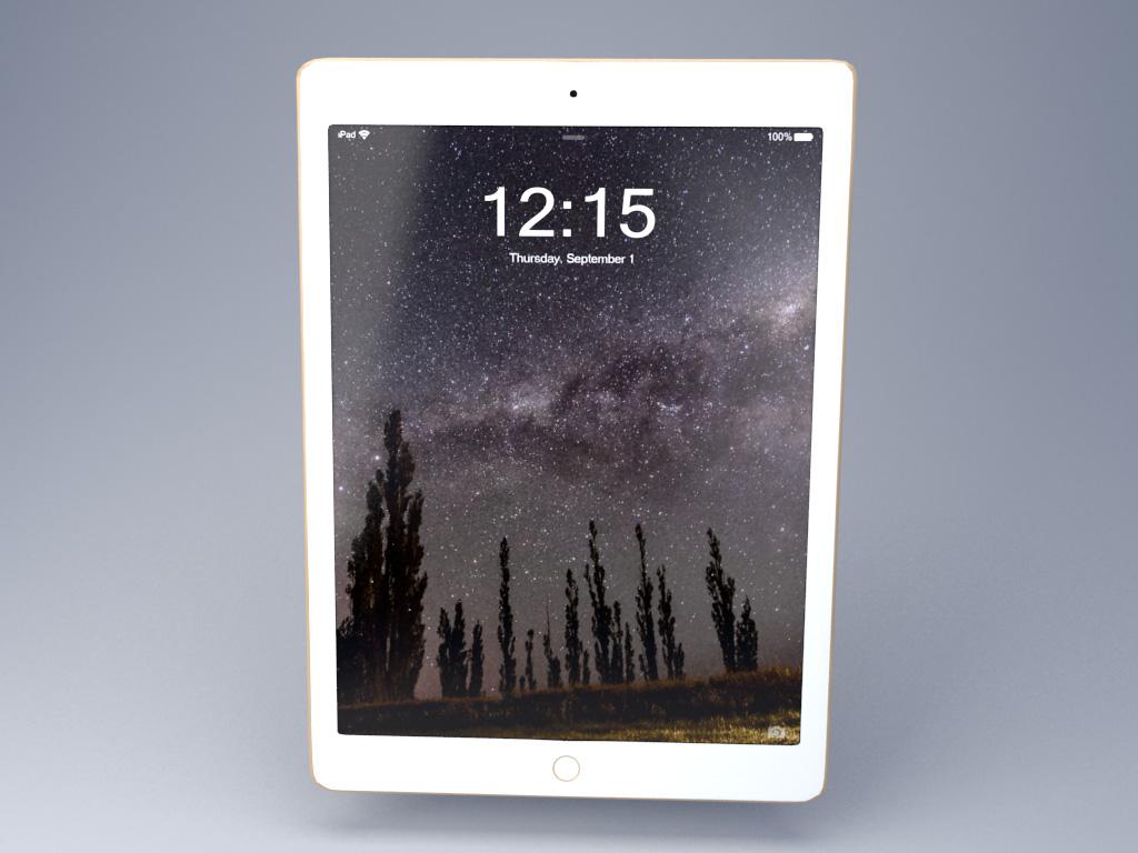 ipad-pro-3d-model-12-inch-gold-v07