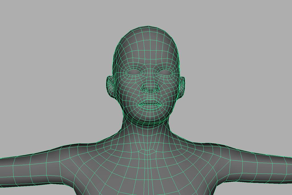Low Poly Kid 3D Model - VR - AR - Ready - 3D Models World