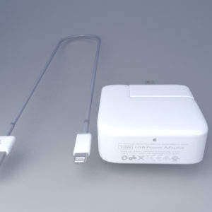 iPad Charger Adapter 3D Model