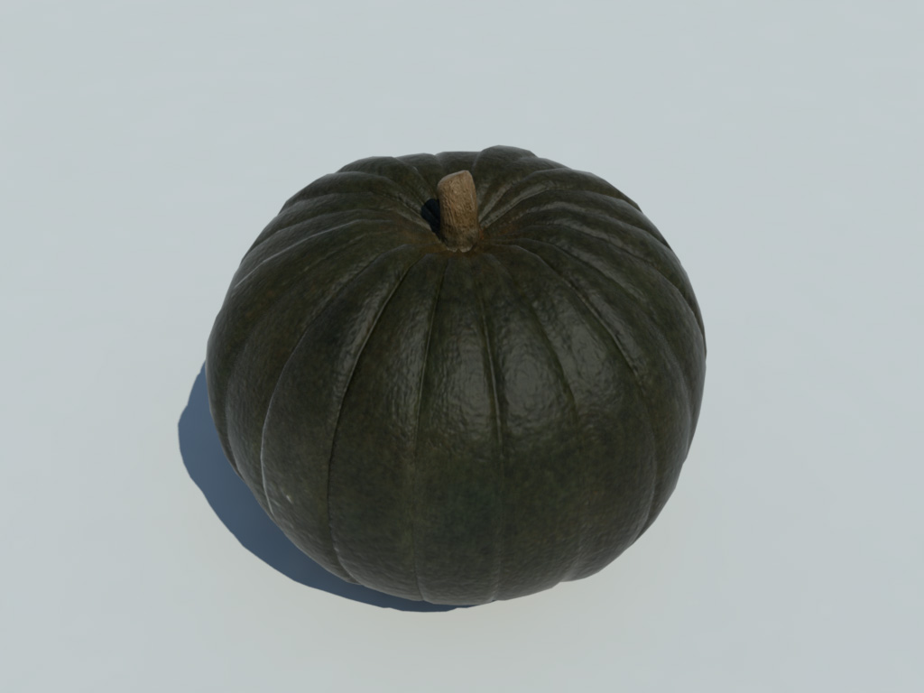 pumpkin-green-3d-model-2