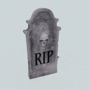 gravestone-rip-3d-model-1