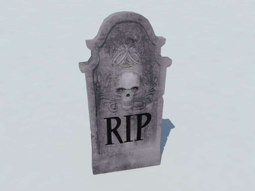 gravestone-rip-3d-model-2