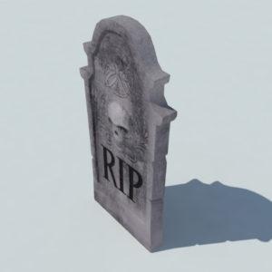 gravestone-rip-3d-model-3