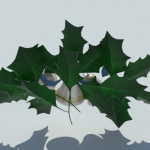 christmas-bells-with-holly-leaves-3d-model-5