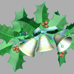 christmas-bells-with-holly-leaves-3d-model-8