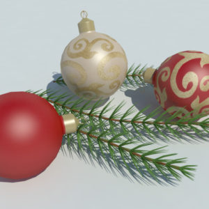 christmas-pine-leaves-balls-3d-model-decoration-2