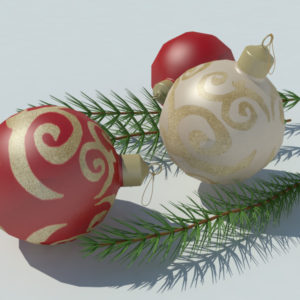 christmas-pine-leaves-balls-3d-model-decoration-4