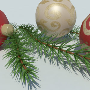 christmas-pine-leaves-balls-3d-model-decoration-5