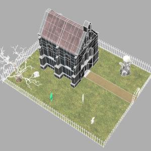haunted-graveyard-church-3d-model-15
