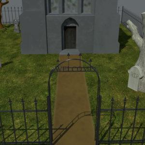 haunted-graveyard-church-3d-model-2