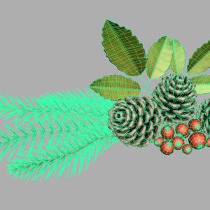 pine-cone-spruce-fir-leaf-3d-model-11