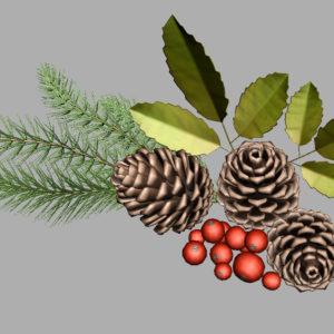 pine-cone-spruce-fir-leaf-3d-model-7