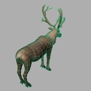 reindeer-3d-model-11