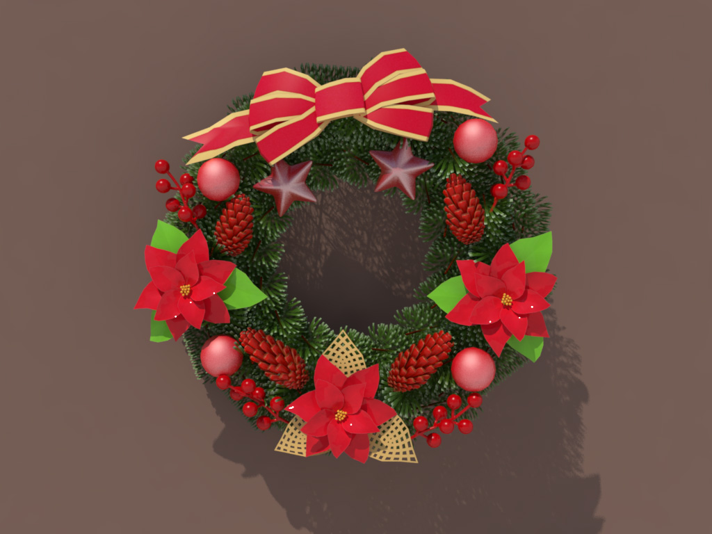 wreath-pine-3d-model-christmas-1