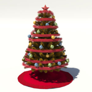 christmas-tree-golden-3d-model-2