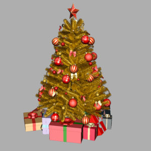 christmas-tree-golden-3d-model-decoration-11