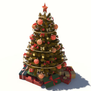 christmas-tree-golden-3d-model-decoration-3