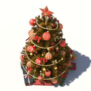 christmas-tree-golden-3d-model-decoration-5