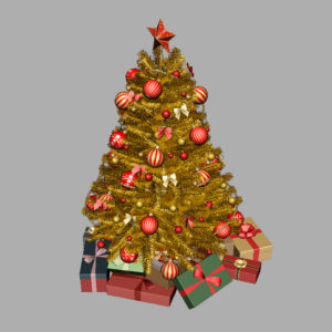 christmas-tree-golden-3d-model-decoration-8