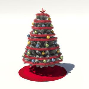 christmas-tree-white-3d-model-1