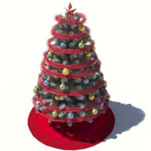 christmas-tree-white-3d-model-2